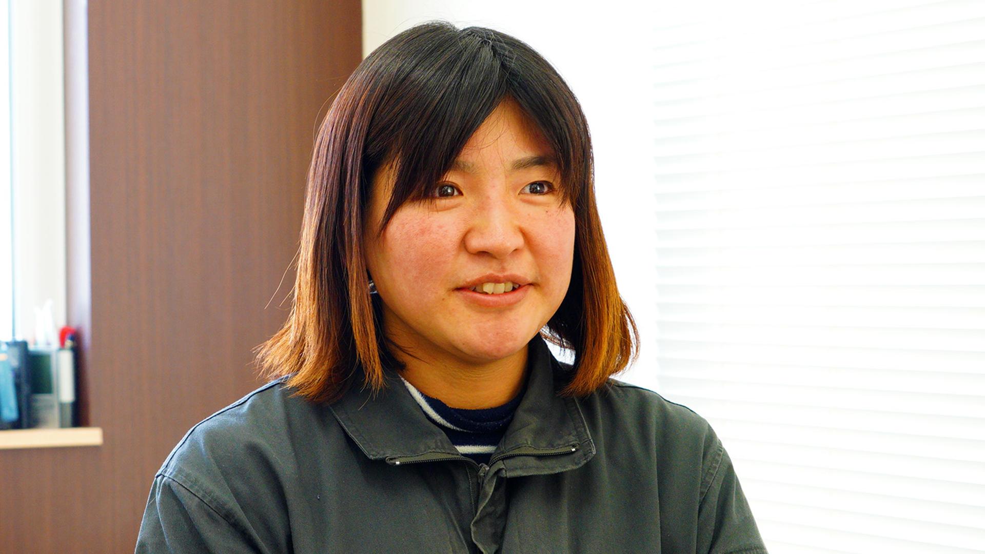 農事組合法人カーフゲート 富永宏美さん